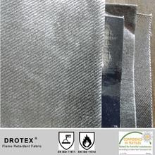 FR Woven Fabrics With Aluminium Coating