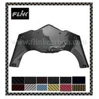Carbon fiber motorcycle accessories