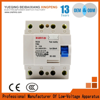 HIGHLY QUALITY RESIDUAL CURRENT CIRCUIT BREAKER ,F362 F364 RCD/RCCB/RCB/ELCB/CIRCUIT BREAKER 4P40A 30ma FACTORY PRICE