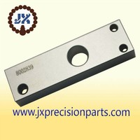 Take parts label sleeve block High quality stainless steel CNC milling machine processing precision custom parts
