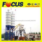 HZS35 35m3 / h planta de mistura de concreto para o Brasil