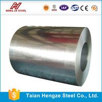 Z60 galvanized steel coil/zinc coated steel coil/GI steel