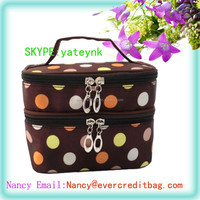 2015 New Colorful Lady Travel Toiletry Bag