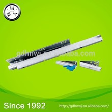Sweet green after-sale service system Simple style one way travel telescopic drawer slides