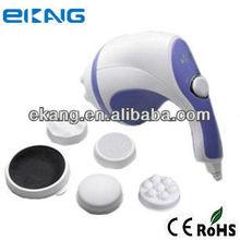 Relax tone back facial massage equipment
