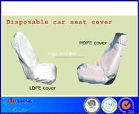 (AS)PE professional clear cheap plastic disposable car seat covers