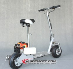 chinese folding scooter 49cc gas for kids