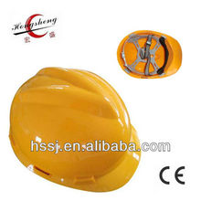 2015 hot selling american safety helmet PP construction & industry safety half face helmet