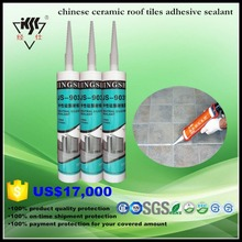 chinese ceramic roof tiles adhesive sealant