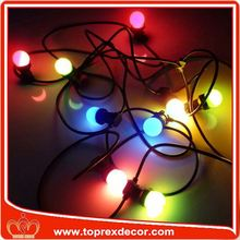 LED light recycle christmas lights