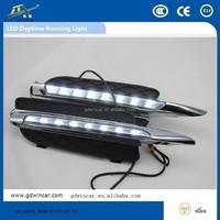 100% waterproof high quality car led light daytime running light for BMW X5 E70 (2007-2010)