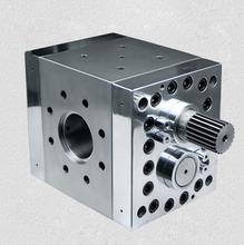 Gear pump for plastics extruders technology