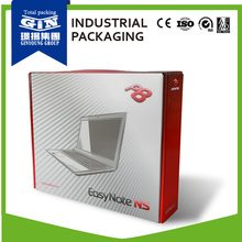 Customized offset printing corrugated computer laptop packaging box