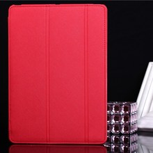Big Sale ultra slim PU leather case for ipad 5/air with stand design