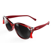 Custom wooden sunglasses 2015 fashion polarized, designer sunglasses manufacturer