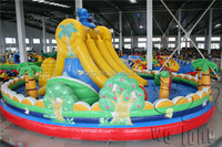 Giant Inflatable Slide, Inflatable Bouncer Slide in China