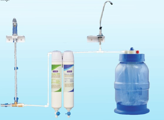 Faucet Mounted Water Pre Filter With Pressure Tank Buy Pre Filter Water Pre