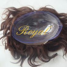 Aliexpress Top Quality Silk Top Brazilian Human Hair Topper wig For Women
