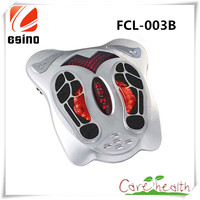 2014 Hot Sale Electronic Pulse Foot Massager/As Seen On TV Foot Massage Machine/FCL-003B Electrical Stimulation Foot Massager
