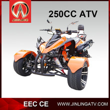 JEA-93-09- EEC approved off road trike motorcycle atv loncin 250cc 4 stroke water cooled
