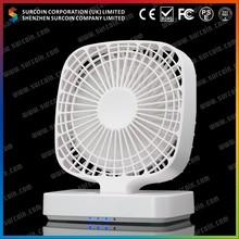 USB Mini Fan with Multi-Stage Air Velcocity