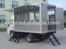 mobile food trailer food van for sale food carts shang hai