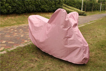 190T polyester coating silver snowmobile accessory,waterproof motorcycle tent cover at factory price