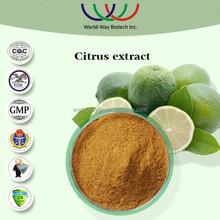 2014 hot product!alibaba China factory supply fruit powder 6% synephrine citrus aurantium fruit peel extract