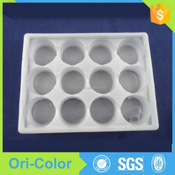 Clear cup cake packaging box