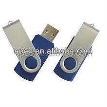 plastic mini revolve usb flash drive 8gb usb flash drive bulk