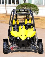 110cc off road dune buggy two seat go kart for sale