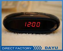 Top Sellling Digital Clock Camera With P2P Pinhole For Super Small Hidden Clock Camera