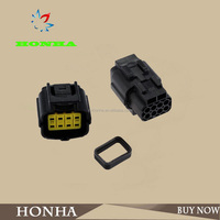 DJ70816Y-1.8-21 1 Kit 8 Pin Way Waterproof Wire Connector Plug Car Auto Sealed Electrical Set Car Truck OEM No. 174982-2