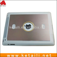 TPU + Metal Case For Ipad With ISO BV FDA Certificate