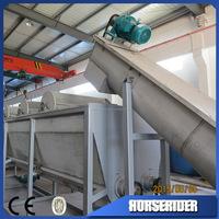 pet plastic machine /plastic recycling machine /cost of plastic recycling line