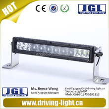 single row led driving light bar for truck, heavy duty led headlight bar with 48w super power led light with good quality