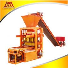 Qtj4-26 linea di produzione automatica del blocco in calcestruzzo macchina prezzo del mattone in emirati arabi uniti