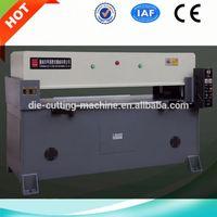 hydraulic leather cricket cutter machine