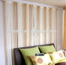 2014 nuevo diseño árabe cortinas para el hogar