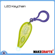 LK-Ai(109) Low price leather letter keychain with customized logo custom keychain