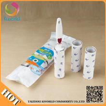 Beautiful design skillful manufacture lint roller design
