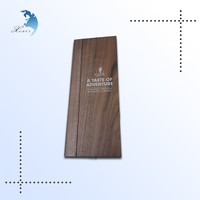 Europe Regional Feature branded printed rubber wood stand rack