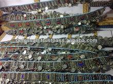 Kuchi Coin belt, Kuchi Larger rings, Kuchi Dress, Kuchi Ear rings, Kuchi rings, Kuchi Bracelets, sx