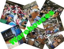 Used Clothing To Africa South America & Worldwide