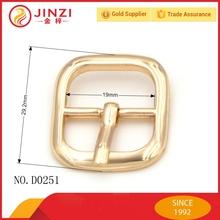 Guangzhou jinzi metal buckle for shoes accessory
