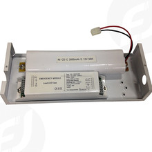 Emergency external driver power pack 110v-220v AC input voltage for led panel,tube,downlight,celling light