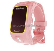 Fashion newest gps kids track watch phone with calling