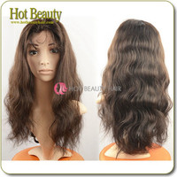Factory Direct Sell Top Grade Real Old Lady Wig
