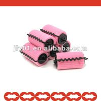 soft sponge small hair curlers