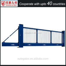 Cantilever gate roller/ Factory direct selling automatic cantilever sliding gate